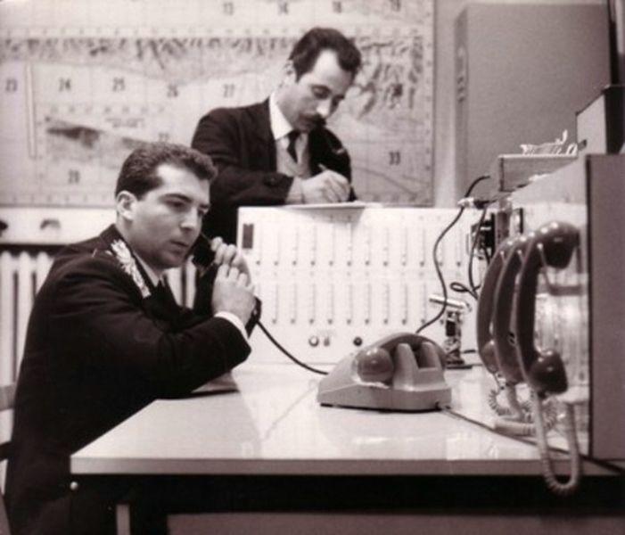 1966-Comandante Reparto Operativo Gruppo CC di Siracusa