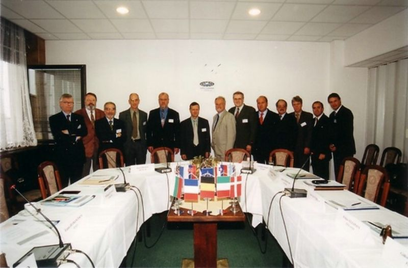 2002-Copenaghen-CEPOL-Accademia europea di Polizia-Incontro del Comitato Annual programme