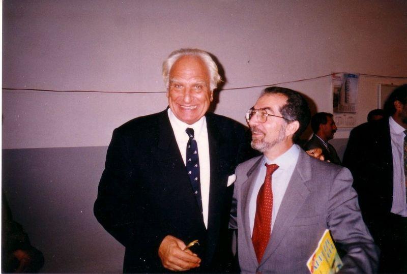 Dopo tanto tempo, con Marco Pannella.