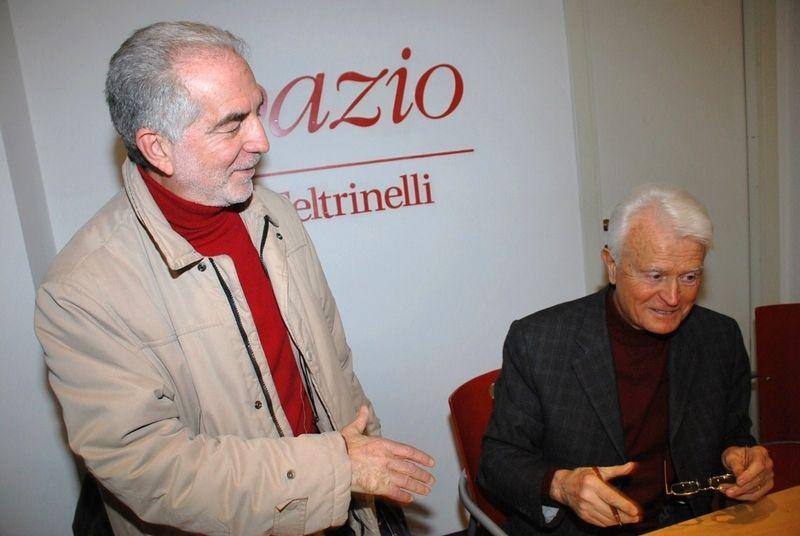 Gennaio 2012 Roma con Giancarlo Caselli
