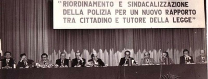 La storica Assemblea del Natale 1974 all'holtel Hilton di Roma
