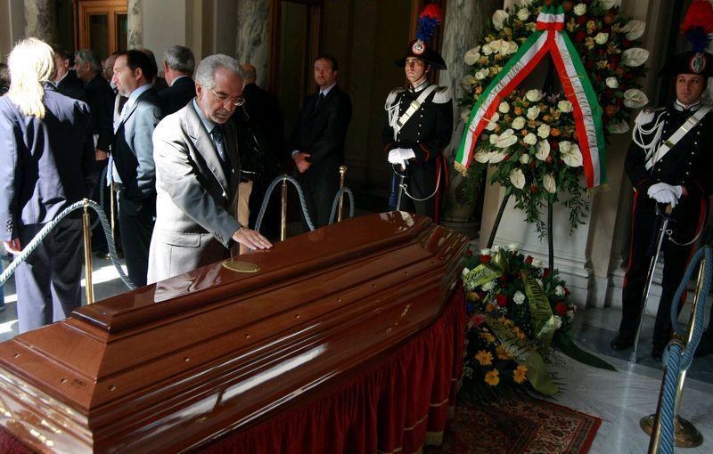 L'ultimo saluto al Maestro Gino Giugni