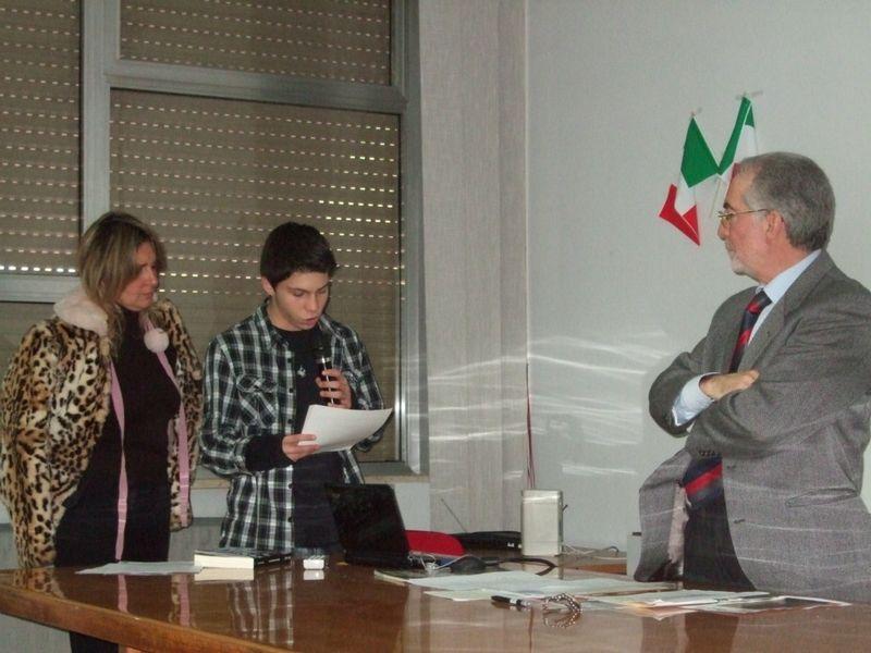 Pescara 25 febbraio 2012- scuola Media Ugo Foscolo (2)