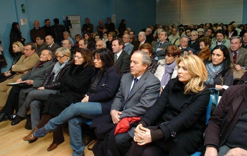 Pescara 29 gennaio 2009 il seme non muore (pubblico)