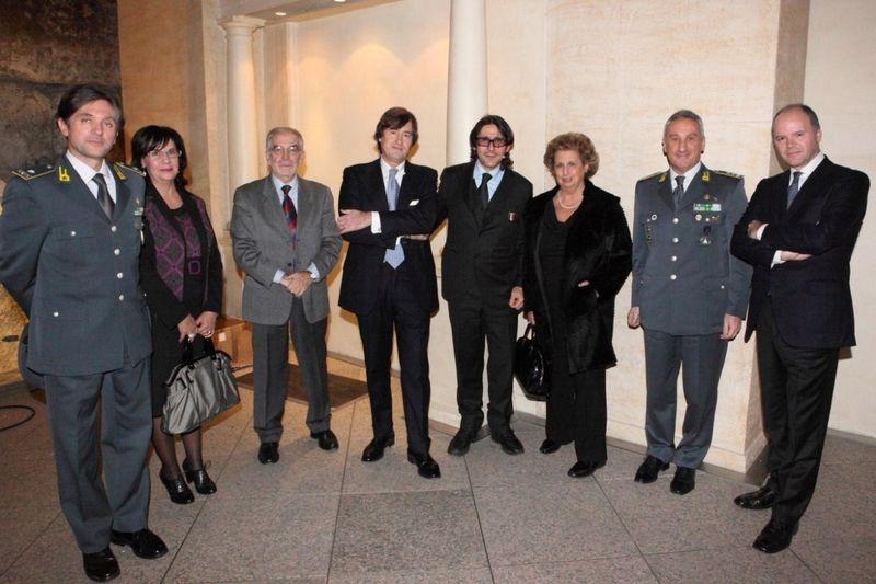Roma 21 gennaio 2012 Convegno su denaro-arma, con Bacosi, Falcone Gaudenzi, Foschi