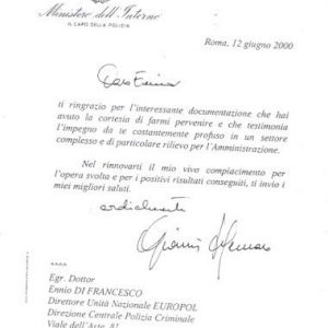 lettera de gennaro